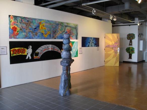 Big Bam Boom Art Show