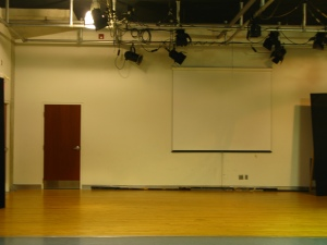 Oakwood Library and Arts Centre Performance Space