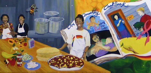 FoodShare Mural