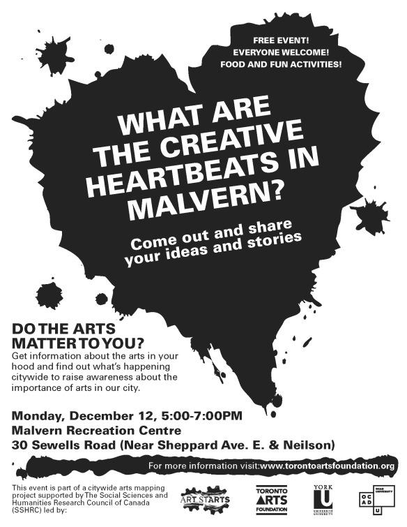 Community Meeting in Malvern