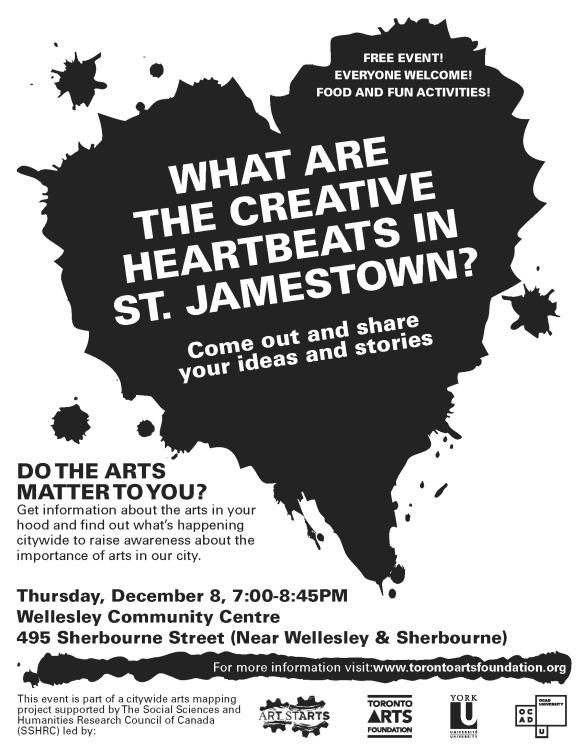 St. Jamestown Community Meeting